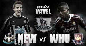 Newcastle United - West Ham United: arañando objetivos