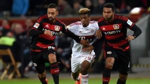 Bundesliga: in coda solo sconfitte, davanti solo... pareggi!