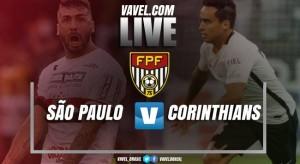 Resultado e Gols jogo São Paulo 0x2 Corinthians no Campeonato Paulista 2017