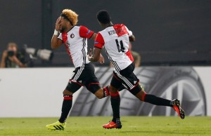 Europa League - Vilhena stende lo United, 1-0 Feyenoord