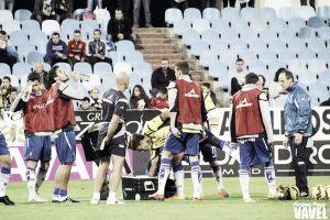 Sporting de Gijón - Real Zaragoza: puntuaciones del R. Zaragoza, jornada 12