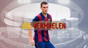 FC Barcelona 2014/15: Vermaelen