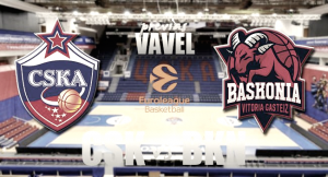 Previa CSKA Moscú - Baskonia: llega el segundo asalto