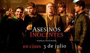 'Asesinos Inocentes' presenta su tráiler