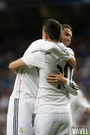 Real Madrid - Getafe CF: puntuaciones del Real Madrid, 38ª jornada Liga BBVA