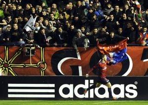 Osasuna - Atlético de Madrid: puntuaciones de Osasuna, jornada 24
