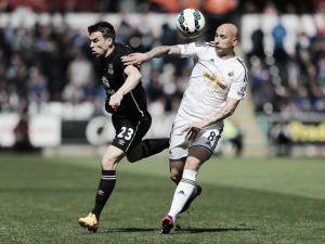 Swansea City-Everton: romper la barrera de los ocho puntos