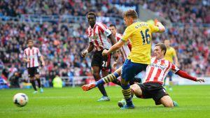 Diretta Arsenal - Sunderland, live della partita di Premier League