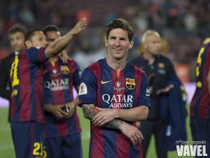 Messi decanta todo