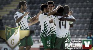 Moreirense 2014/15: enorme temporada sin hacer ruido
