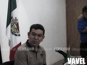 """David Patiño: """"No hay pretextos"""""""