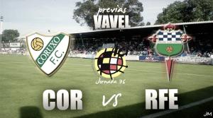 Coruxo FC - Racing de Ferrol: premio con distintos sabores