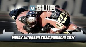 Guía Vavel FIM CEV Repsol 2017: Moto2 European Championship