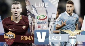Roma - Lazio in Serie A 2016/17 (1-3): la Capitale si tinge di biancoceleste!