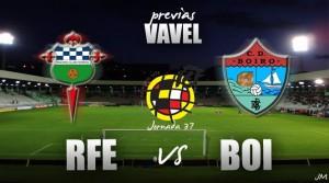 Racing de Ferrol - CD Boiro: entre la Copa y la salvación
