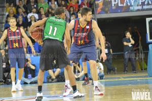 Resultado FIATC Joventut vs Barcelona Basket en Playoffs ACB 2015 (74-80)