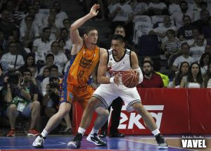 Resultado Real Madrid - Valencia Basket Playoff Liga Endesa 2015 (89-93)