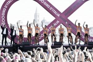 Giro de Italia 2017: CCC Sprandi Polkowice, la nueva 'naranja mecánica'