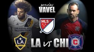 Los Angeles Galaxy - Chicago Fire: sin permiso de perder