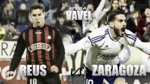 Previa Reus - Real Zaragoza: una más del sálvese quien pueda