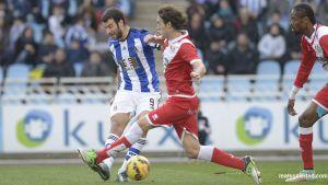 Real Sociedad - Rayo Vallecano: puntuaciones de la Real Sociedad, jornada 19 de Liga BBVA