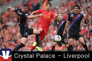 Live Premier League : Crystal Palace - Liverpool, le match en direct