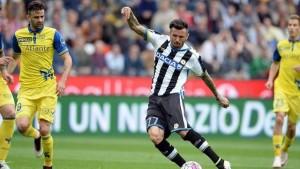 Udinese - Chievo: le formazioni ufficiali