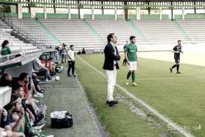 Carlos Mouriz ya hace de director deportivo