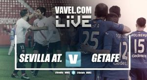 Resumen Sevilla Atlético 2-1 Getafe CF