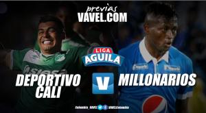 Deportivo Cali vs. Millonarios: evitando las llaves difíciles