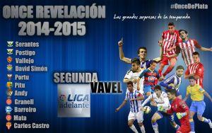 Once Revelación de Plata 2014-15
