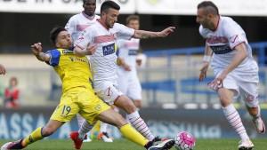Chievo batte Carpi 1-0: la decide Sergio Pellissier