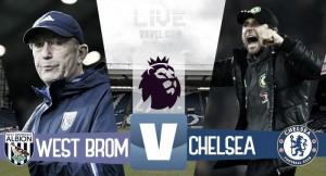 West Bromwich - Chelsea in Premier League 2016/17 (0-1): CHELSEA CAMPIONE!!!!