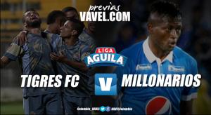 Previa Tigres - Millonarios: otro paso hacia la clasificación