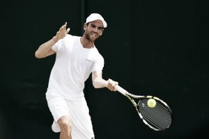 Wimbledon: Adrian Mannarino comes through five set marathon against Yuichi Sugita