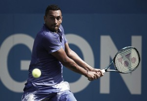 Nick Kyrgios responds to journalist who believes he would lose to Serena Williams
