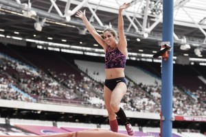 World Athletics Championships: Katerina Stefanidi completes major pole vault titles