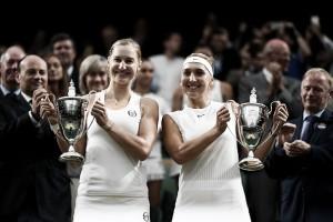 Wimbledon: Makarova/Vesnina race to win first Wimbledon crown
