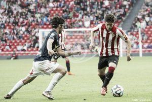 Resultado del UCAM Murcia -Bilbao Athletic en playoffs Segunda B 2015 (1-1)