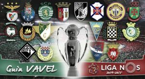 Resumen de la temporada: Liga Portuguesa 2014/15