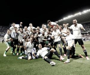Real Madrid é Campeão espanhol