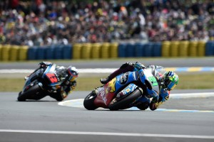 Moto2: Morbidelli takes record and win in Le Mans
