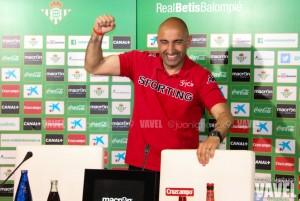 "Abelardo: ""La afición estuvo sensacional"""