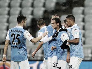 1860 Munich 1-1 Kaiserslautern: Honors Even at the Allianz