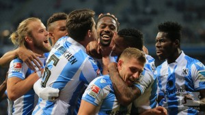 1860 Munich 2-0 1. FC Nürnberg: Lions continue strong home form with dominant win