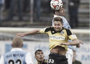 1860 Munich 1-1 VfR Aalen: Rodri rescues a point in relegation battle