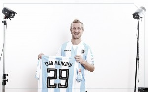 1860 Munich confirm the signing of Stefan Aigner for his second spell with the club