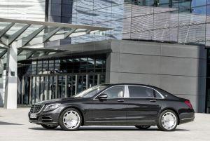 Mercedes-Maybach Clase S, el súper lujo alemán no ha muerto