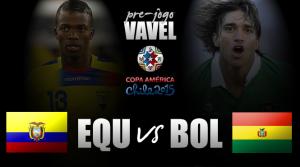 Resultado Ecuador - Bolivia en Copa América 2015 (2-3)