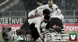 Vitória Guimarães 2014/15: a la conquista de Europa